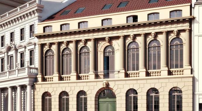 Stadtschloss Ensemble in Potsdam, Objektbeschreibung Bild 2