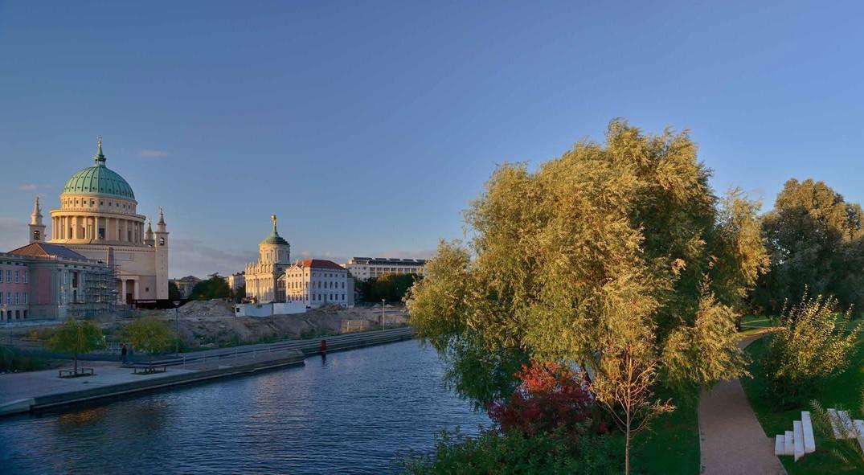 Stadtschloss Ensemble in Potsdam, Standortbeschreibung Bild 4