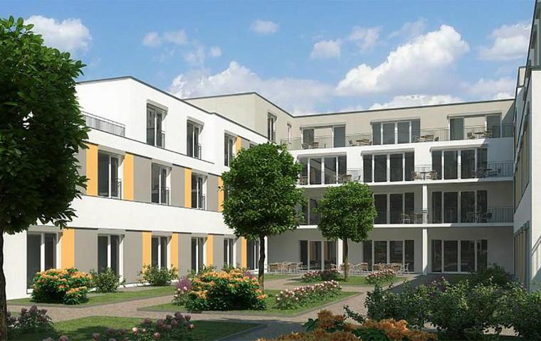 Berlin: Seniorenresidenz Spreetalhof