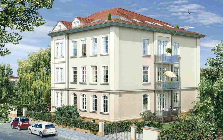 Villa an der Parthenaue