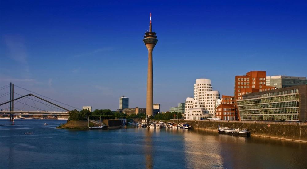METROPOLE LIVING in Düsseldorf, Standortbeschreibung Bild 2