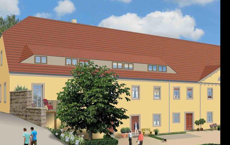 Rittergut Schloss Weisstropp in Dresden