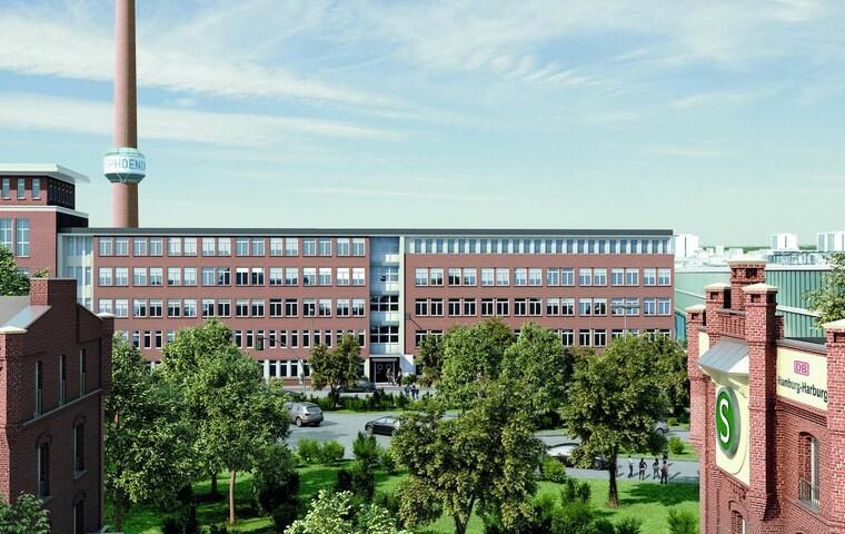 Denkmalimmobilie Student-Living in Hamburg