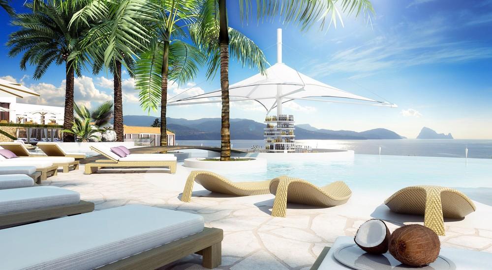 7 Pines Resort in Ibiza, Objektbeschreibung Bild 1