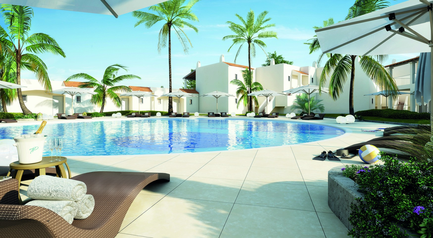 7 Pines Resort in Ibiza, Objektbeschreibung Bild 4