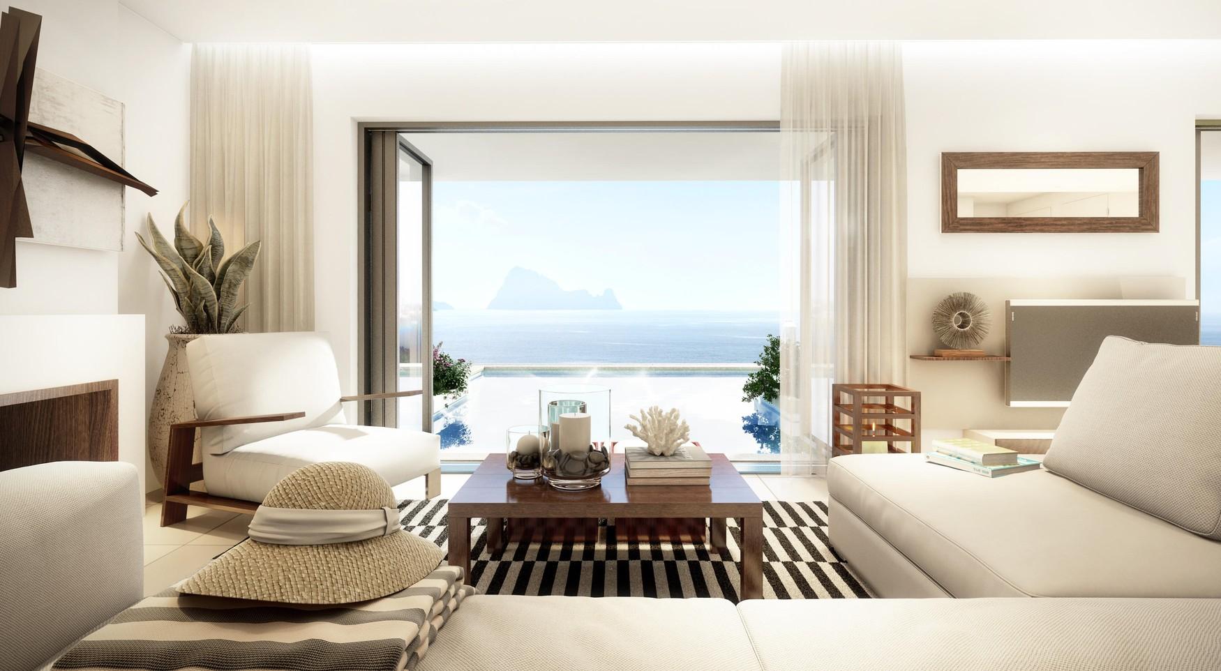 7 Pines Resort in Ibiza, Austtattung Bild 2