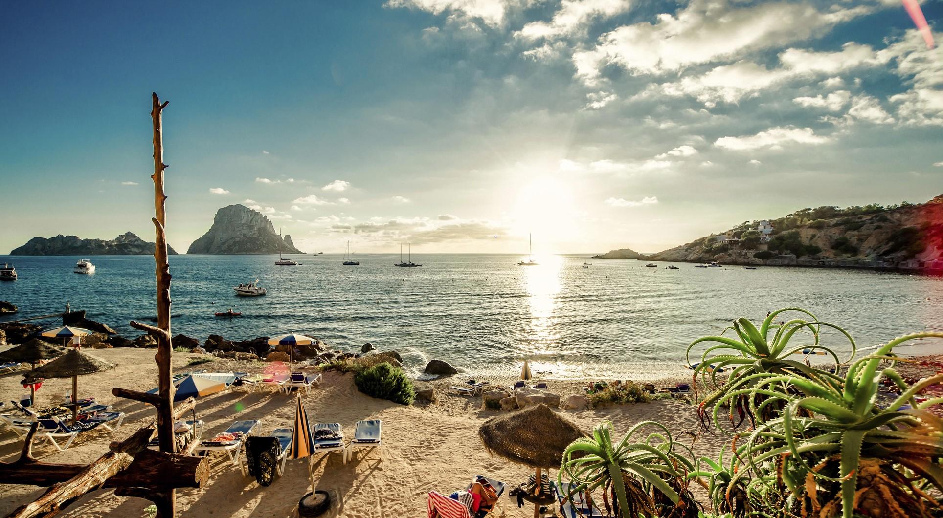 7 Pines Resort in Ibiza, Standortbeschreibung Bild 1