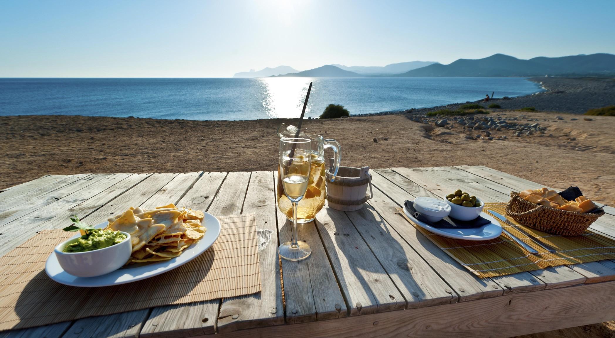 7 Pines Resort in Ibiza, Standortbeschreibung Bild 2