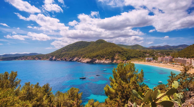 7 Pines Resort in Ibiza, Standortbeschreibung Bild 4