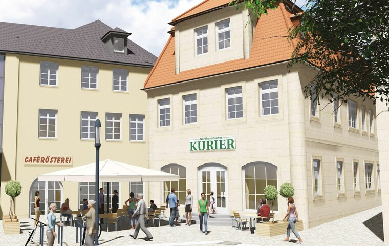 Denkmalimmobilie Denkmaljuwel in der Festspielstadt in Bayreuth