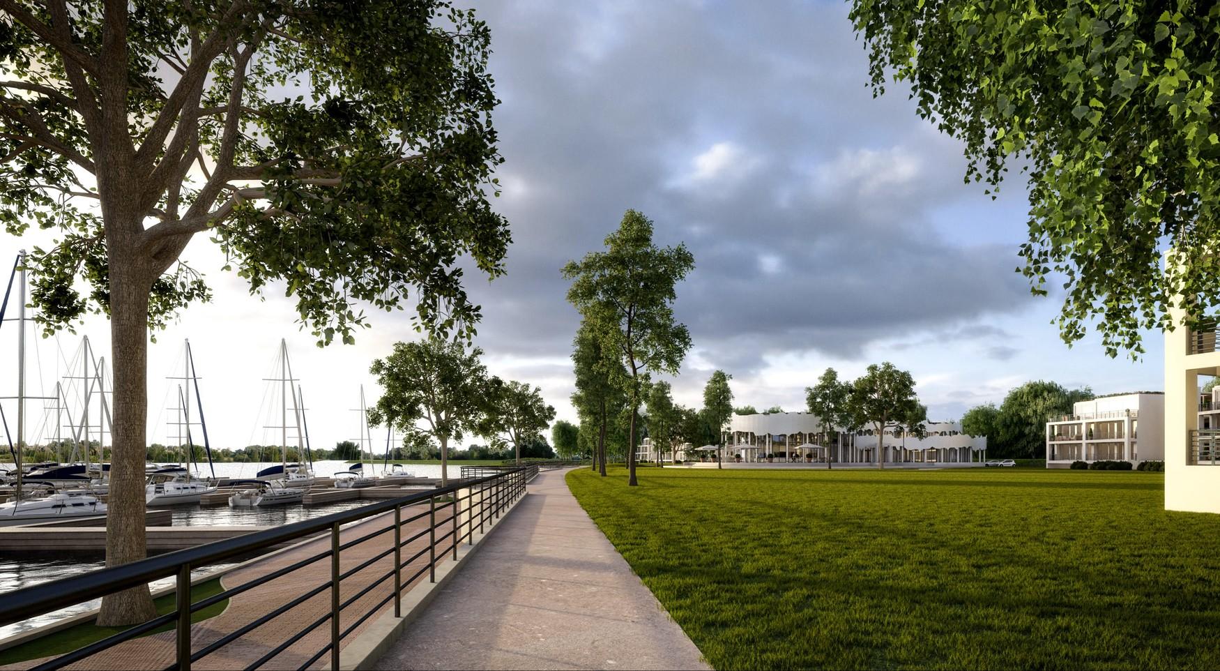 Yachthafen Resort und Spa in Waren (Müritz), Objektbeschreibung Bild 1