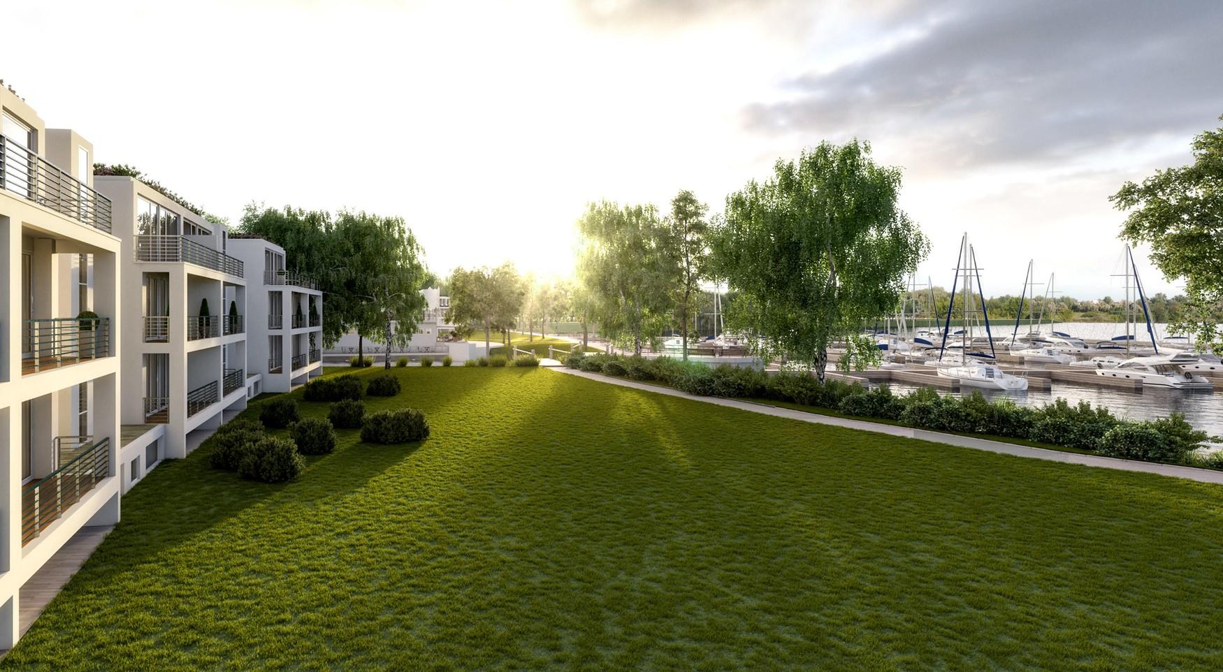 Yachthafen Resort und Spa in Waren (Müritz), Objektbeschreibung Bild 2