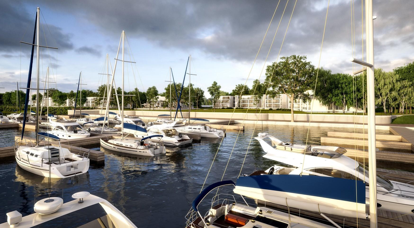 Yachthafen Resort und Spa in Waren (Müritz), Objektbeschreibung Bild 3