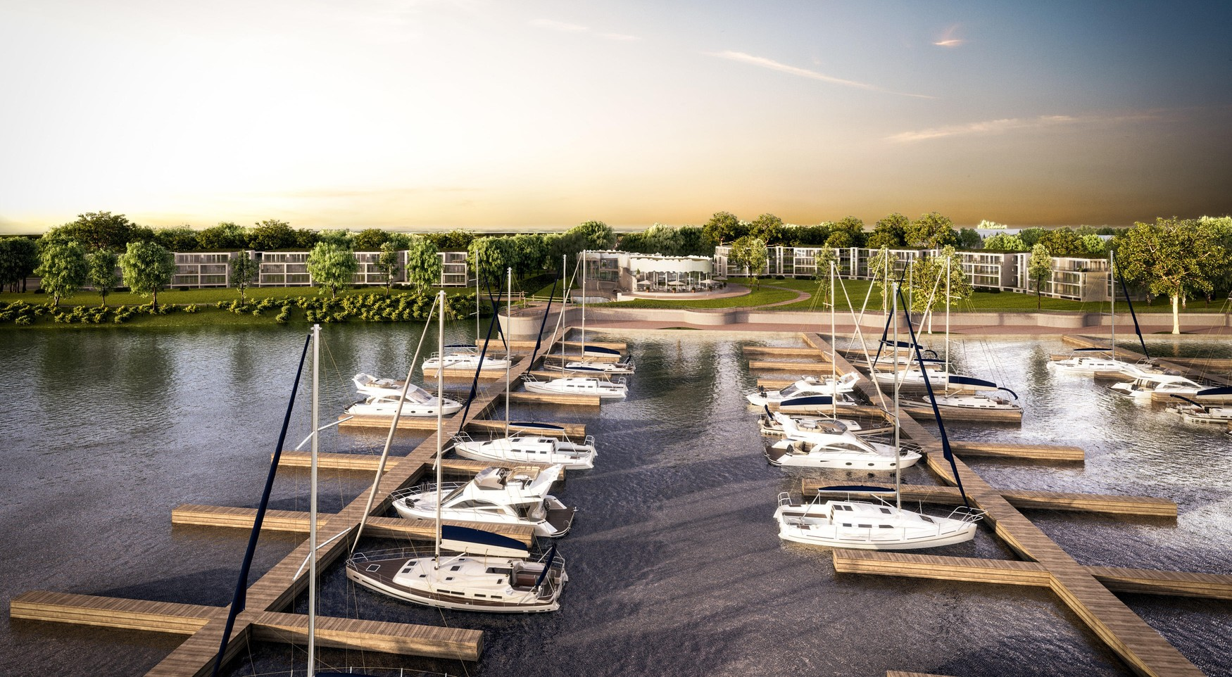 Yachthafen Resort und Spa in Waren (Müritz), Objektbeschreibung Bild 4