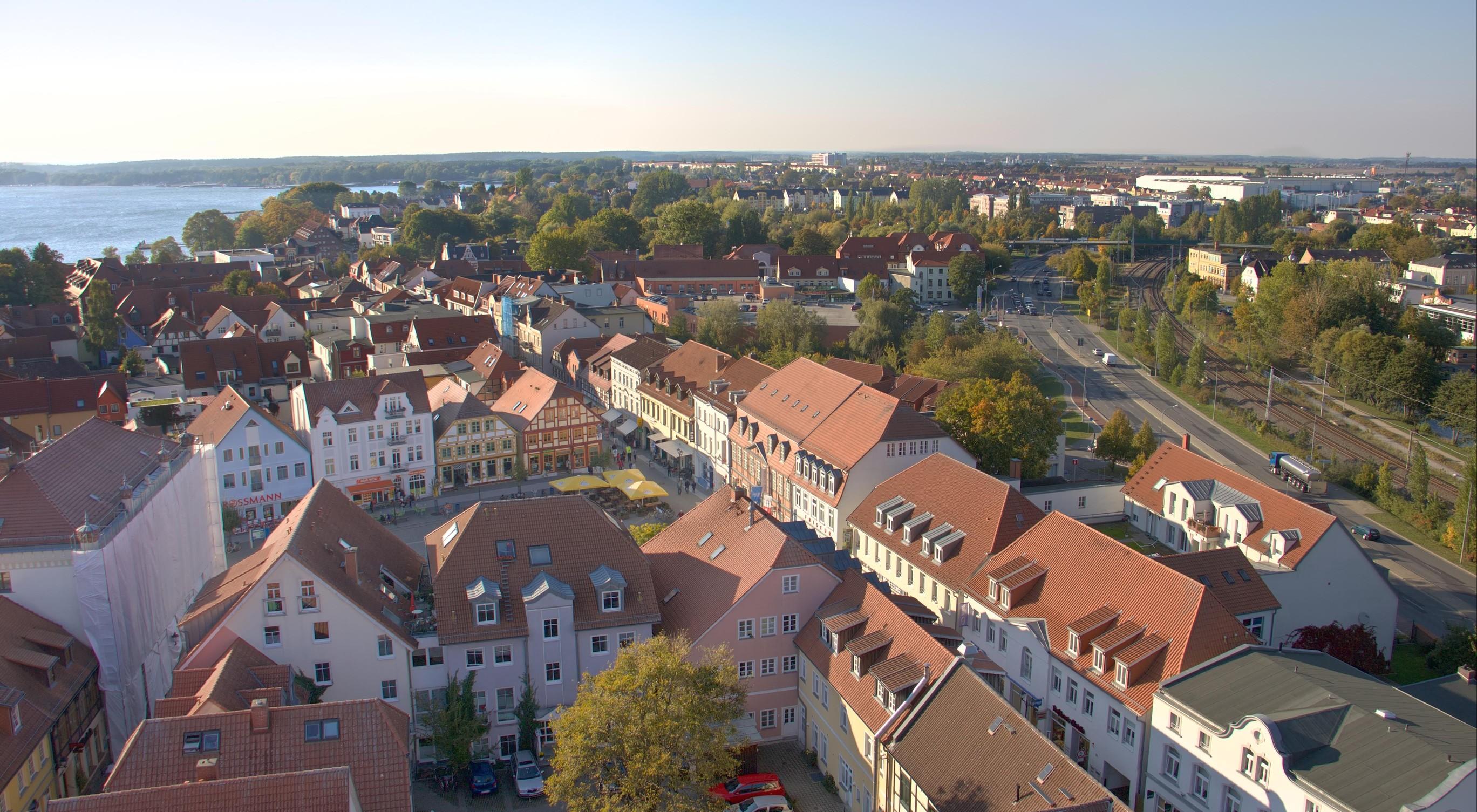 Yachthafen Resort und Spa in Waren (Müritz), Standortbeschreibung Bild 2
