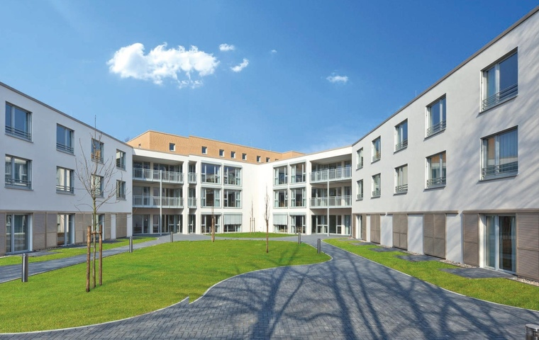 Seniorenpflegeheim Duisburg als sichere Kapitalanlage