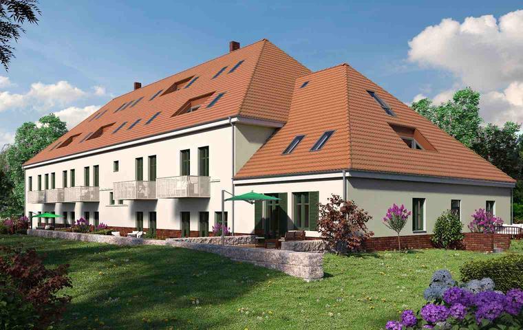 Denkmalimmobilie Kutschenhaus in Königs Wusterhausen