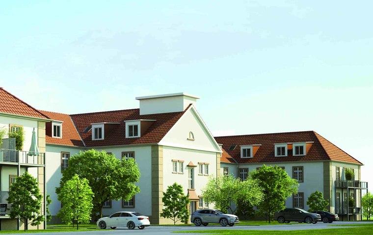Denkmalimmobilie Residenz an der Weinstrasse  in Neustadt an der Weinstrasse