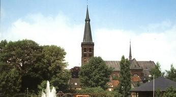 Gutshofwohnen im Zentrum  in Krefeld, Der Standort, Bild 1
