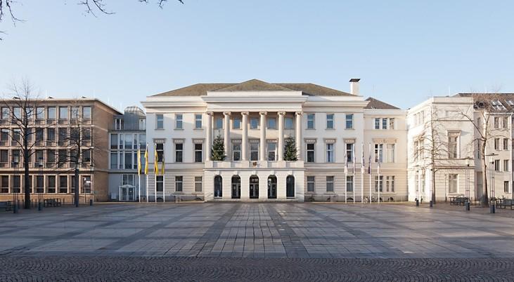 Gutshofwohnen im Zentrum  in Krefeld, Der Standort, Bild 4