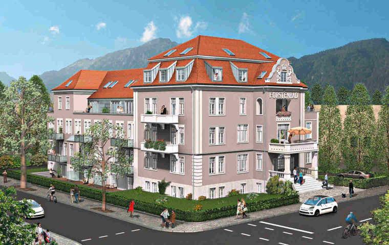 Historisches Fürstenbad