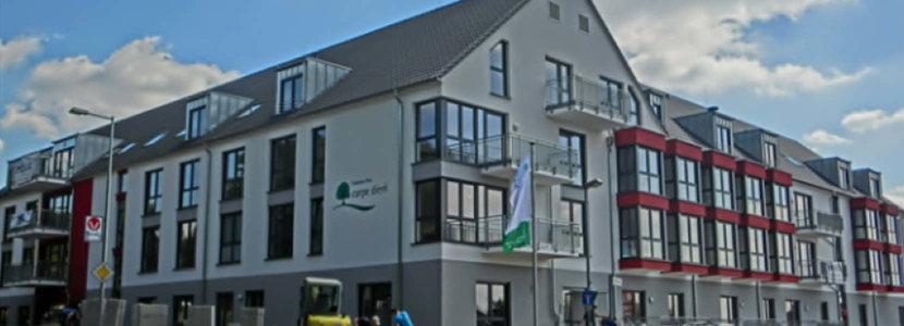 Fertigstellung Seniorenpark Carpe Diem in Bensberg